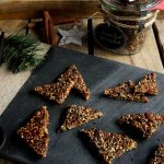 """""""Superfood""""-Krokant, weihnachtlich mit Zimt und Nelken"""